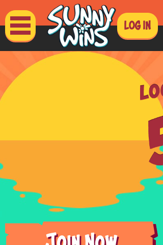 Sunny Wins Mobile Image