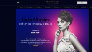 mayfaircasino.com 1366x768