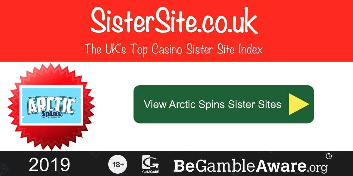 Arctic Spins Sister Sites