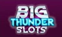 Big Thunder Slots logo
