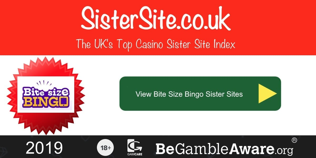 Bite Size Bingo Sister Sites
