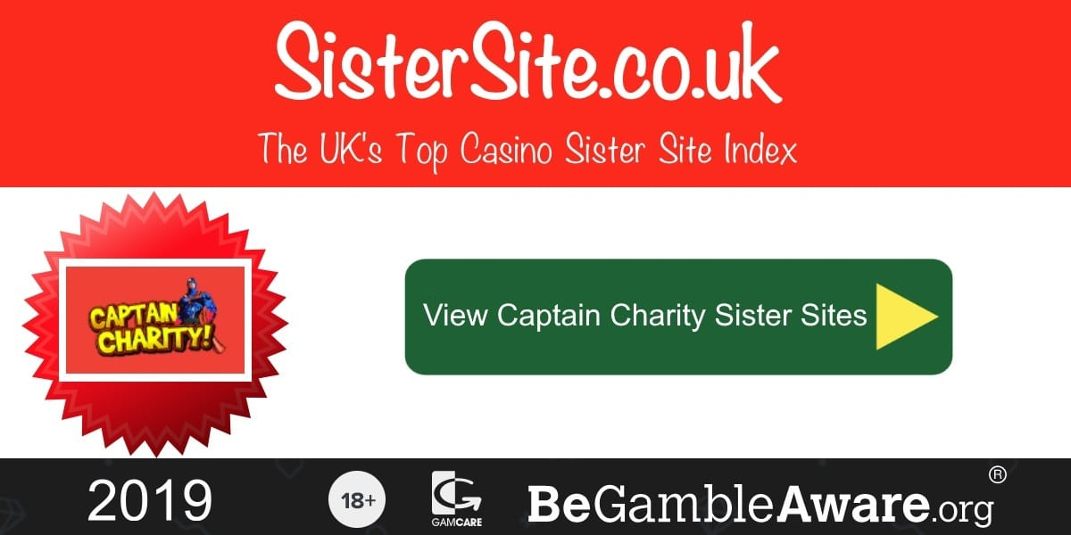 Captain Charity Sister Sites