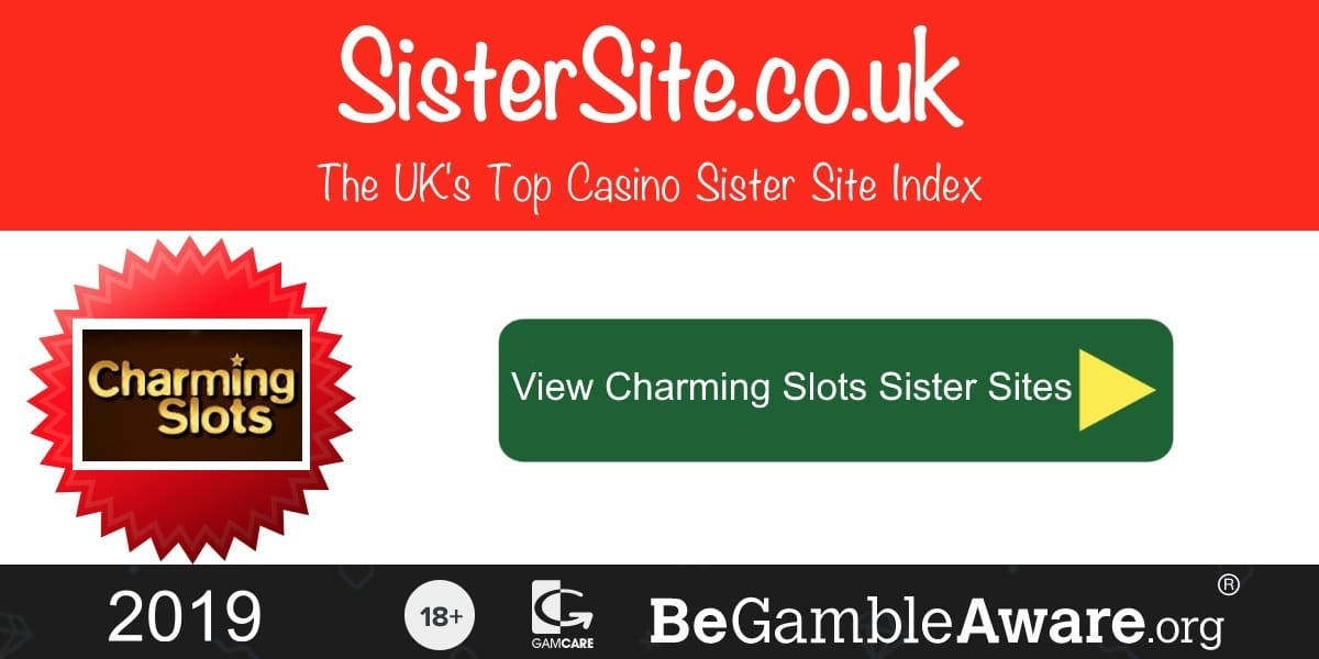 Charming Slots Sister Sites