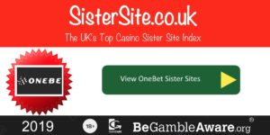 OneBet sister sites