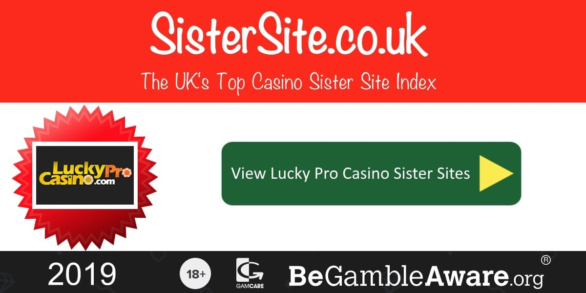 Lucky Pro Sister Sites