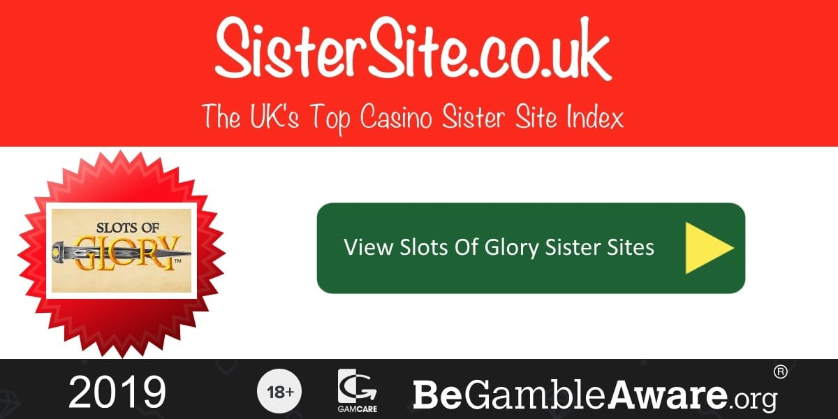 Slots Of Glory Sister Sites