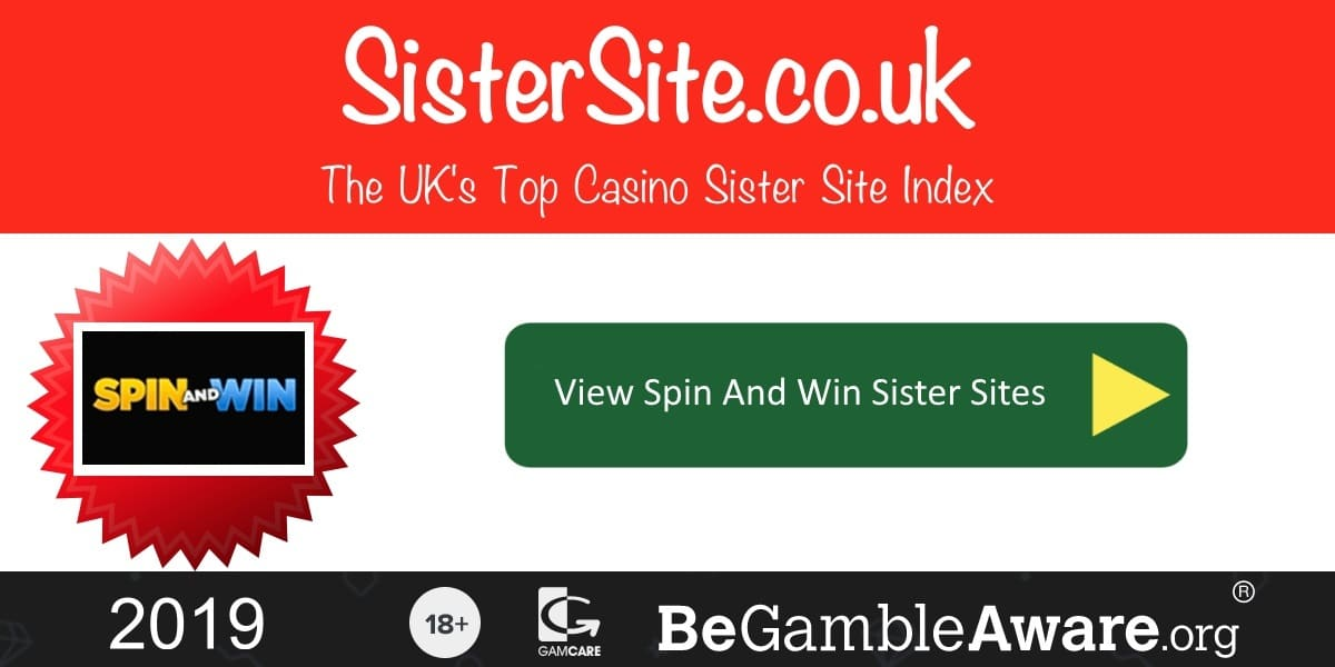 Spin And Win Sister Sites