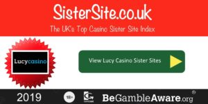 lucy casino sister sites