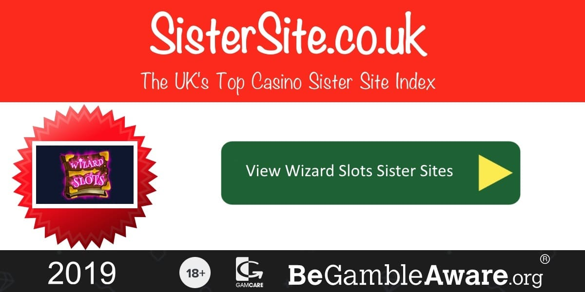 Wizard Slots Sister Sites