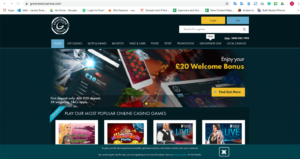 g casino sister sites