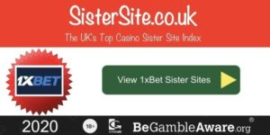 1xBet sister sites