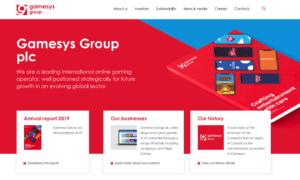 gamesys casinos website